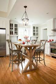 Kitchen Faucet Atlanta Atlanta Pub Tables And Spaces Beach Style With Wood Floor