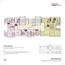 puraniks grand central 1 bhk and 2 bhk flats and apartments thane