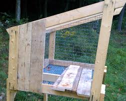 Rabbit Hutch From Pallets Hillside Homestead Tomatoes Pallets And Babies On The Way
