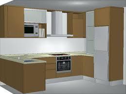 dessiner une cuisine en 3d gratuit plan de cuisine 3d amazing trendy creation meuble sur mesure une