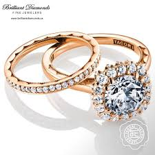 Pink Wedding Rings by 148 Best Tacori Bridal Images On Pinterest Brilliant Diamond