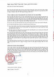 Ngan hang Thu o ng mai Co phA n Phat tri6n Thanh pho H6 Chi Minh