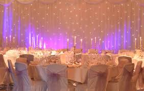wedding backdrop hire london white starcloth starlight wedding backdrop hire humphries av