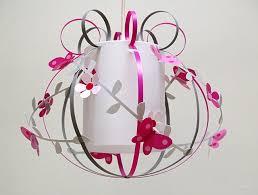 lustre chambre bebe fille suspension chambre fille fleurs de cerisier pour la