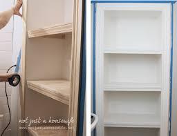 bathroom cupboard ideas best 25 wooden bathroom shelves ideas on wooden realie