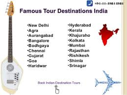 best tourist destinations of india it s time to travel