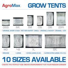 closet grow tent