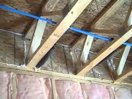floor above garage youtube