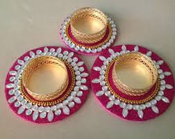 Fuschia Decor Indian Wedding Favors Boho Decor Bollywood Party