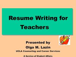 Sample Vitae Resume For Teachers by C V Resume Writing For Lecturer