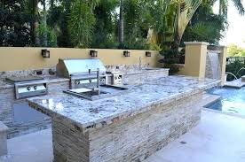 outdoor kitchen countertops ideas outside kitchen countertops outdoor kitchen and tile options