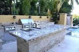 outdoor kitchen countertop ideas outside kitchen countertops outdoor kitchen and tile options