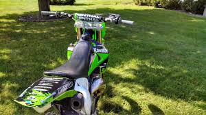 2003 kx100 motorcycles for sale