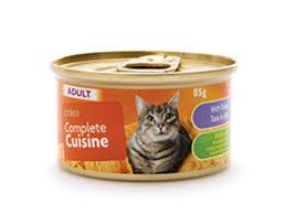 cuisine complete coles complete cuisine cat food shonkys 2017