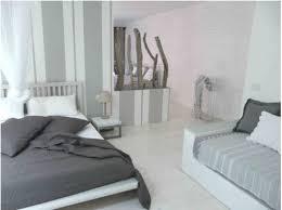 chambre grise et chambre gris perle et blanc 3 couleur camaieu de ambiance zen1 lzzy co