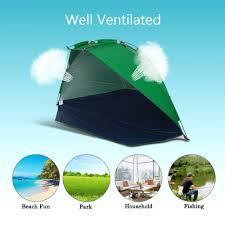 Baby Beach Tent Walmart Tomshoo Outdoor Sports Sunshade Tent Foldable Beach Shelter