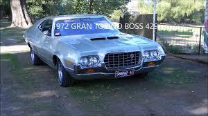 Ford Gran Torino Price 1972 Gran Torino Boss 429 U0026 1970 Torino Gt 429 Scj For Sale