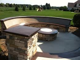Firepit Benches Circle Bench For Pit Landscaping Pit For Your Home