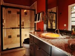 red and gold bathroom ideas new interior exterior design