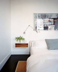 minimalist bedside table bedroom minimalist bedroom with white comfort bed feat grey