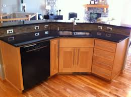 kitchen cabinet ends affordable custom cabinets showroom