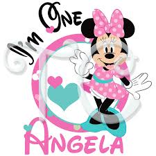 minnie mouse 1st birthday mouse 1st birthday personalized t shirt