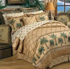 palm tree bedding ebay