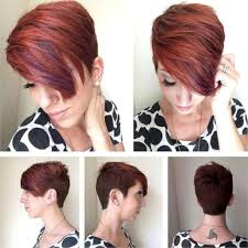 short hairstyles thick hair round face hair style and color for