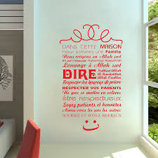 online buy wholesale house rules wall stickers from china house