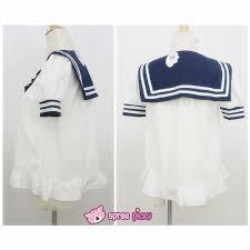 sailor blouse kawaii chibi sailor collar bow blouse top free ship