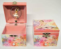 personalized ballerina jewelry box ballerina box etsy