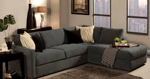Chenille Sectional Sofa Sofa Amusing Gray Sectional Sofa With Chaise Lounge 97 In Best