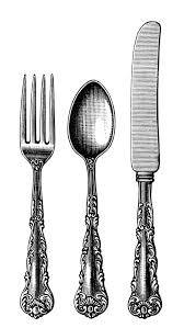 kitchen forks and knives best 25 knife and fork ideas on knife and fork set