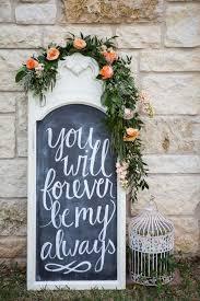 chalkboard wedding sayings sweet southern wedding shoot with a floral monogram
