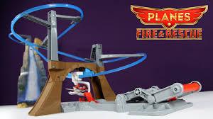 disney planes fire rescue toys piston peak air attack track