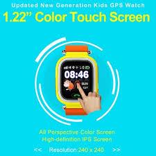 aliexpress location gps smart watch kid safe wristwatch sos gsm wifi call location