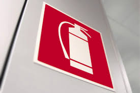 fire extinguisher symbol floor plan do you have an emergency evacuation plan smartdraw blog