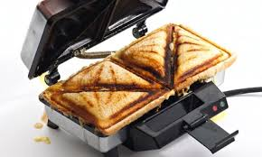 Toast In A Toaster Break Out The Breville It U0027s Time For A Toastie Life And Style