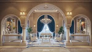 Interior Luxury by Luxury Mansion Interior