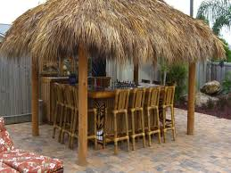 collection tiki backyard designs pictures garden and kitchen