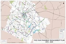 Lexington Ky Map Pavement Management Plan City Of Lexington