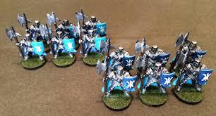 Splintered Light Miniatures Buck U0027s Blog Army For Lion Rampant