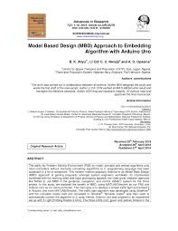 model based design mbd approach to embedding algorithm with