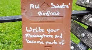 St Mark S Church Berkshire Have You U0027tagged A Tile U0027 Yet U2013 All Saints U0027 With St Mark U0027s