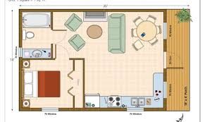 cabin cottage bunkies garage home studio floor plans house plans