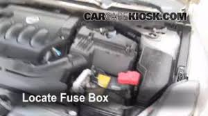 interior fuse box location 2007 2013 nissan altima 2007 nissan