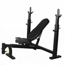 Olympic Bench Press Dimensions Look Powertec Wbob16 Best Price