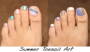 vintage toe nail designs for summer nail arts and nail design ideas