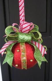 Christmas Ornaments Craft Projects by Christmas Ornaments 7 Wonderfully Easy Craft Projects Anyone U2026
