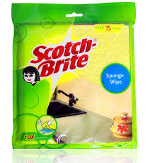 buy scotch brite floor cloth pochha pack of 2 online at best